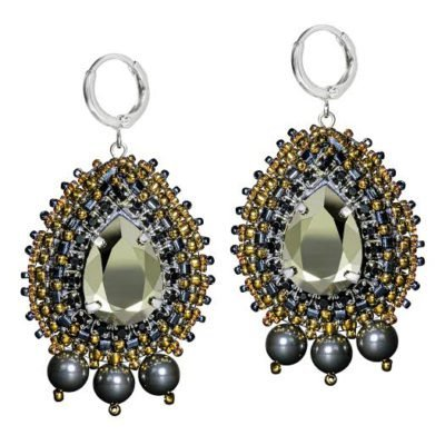 Earrings Zarita Anais Bijouterie